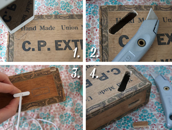A Bevy Of Craft Projects To Complete With Cigar Boxes Goodwill