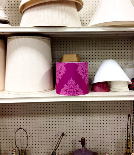 Goodwill lampshades