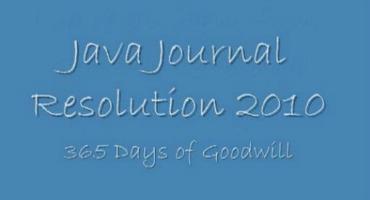 JavaJournal