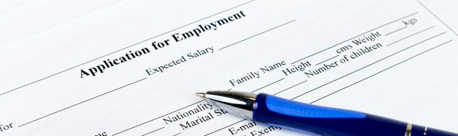 employment application L