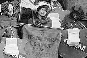 On August 26, 1920, following a long and hard-fought political campaign, women in the United States won the right to vote. To honor and commemorate this historic event, in 1971 Rep. Bella Abzug (D-NY) introduced a congressional resolution to commemorate the date with the designation of Women's Equality Day, which is celebrated on August 26 each year.  Research shows that 95 years after securing the right to vote, more and more women execute this right of citizenship. Women have had larger voter turnout than men in every presidential election since 1980. Some attribute this to women having more interaction with government.