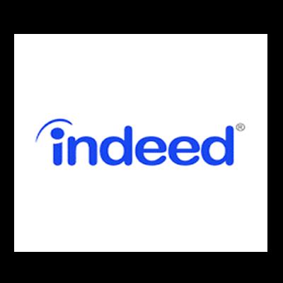 Indeed dot com logo